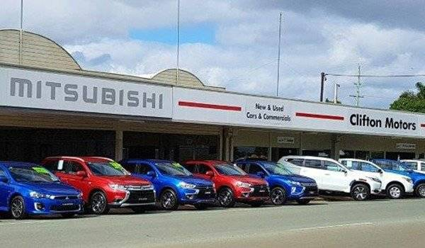 Clifton Motors Mitsubishi - Murgon