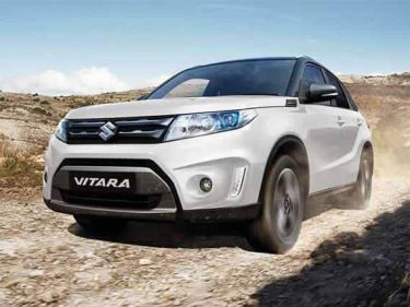 Click here to explore the All New Vitara at Harrison Suzuki.