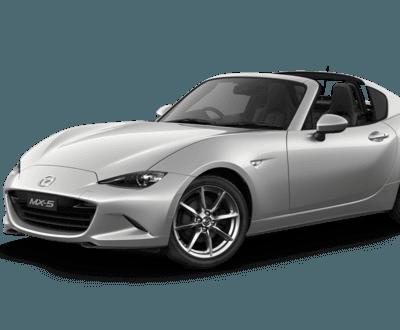 Mazda MX 5 RF 2L GT Ceramic Metallic Front image
