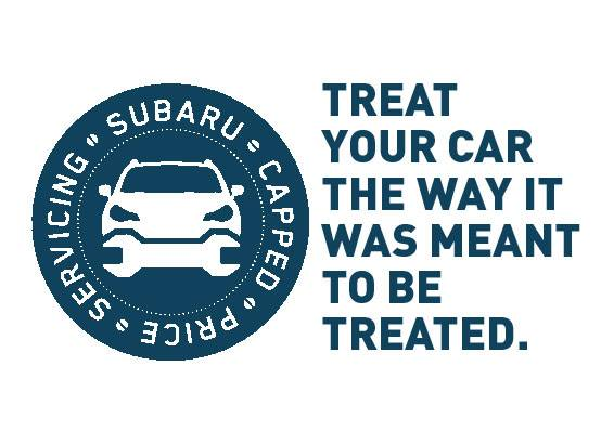 Find out more about Subaru Capped Price Servicing.