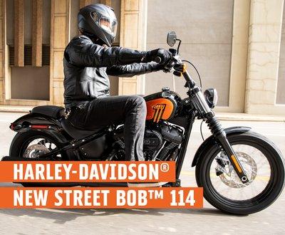 Harley_Davidson's®_New_2021_Street Bob™_114 image
