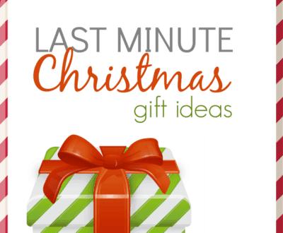 Last Minute Christmas Gift Ideas  image