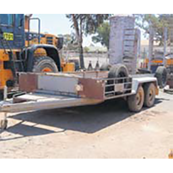 Machinery Plant Trailer Small Image