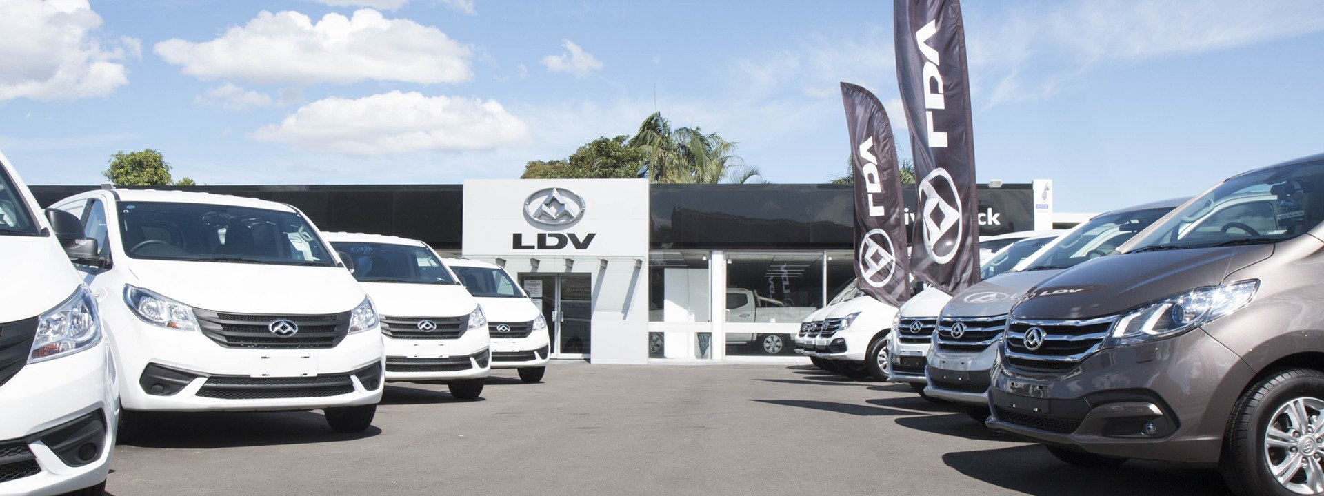 ldv five dock ldv dealership