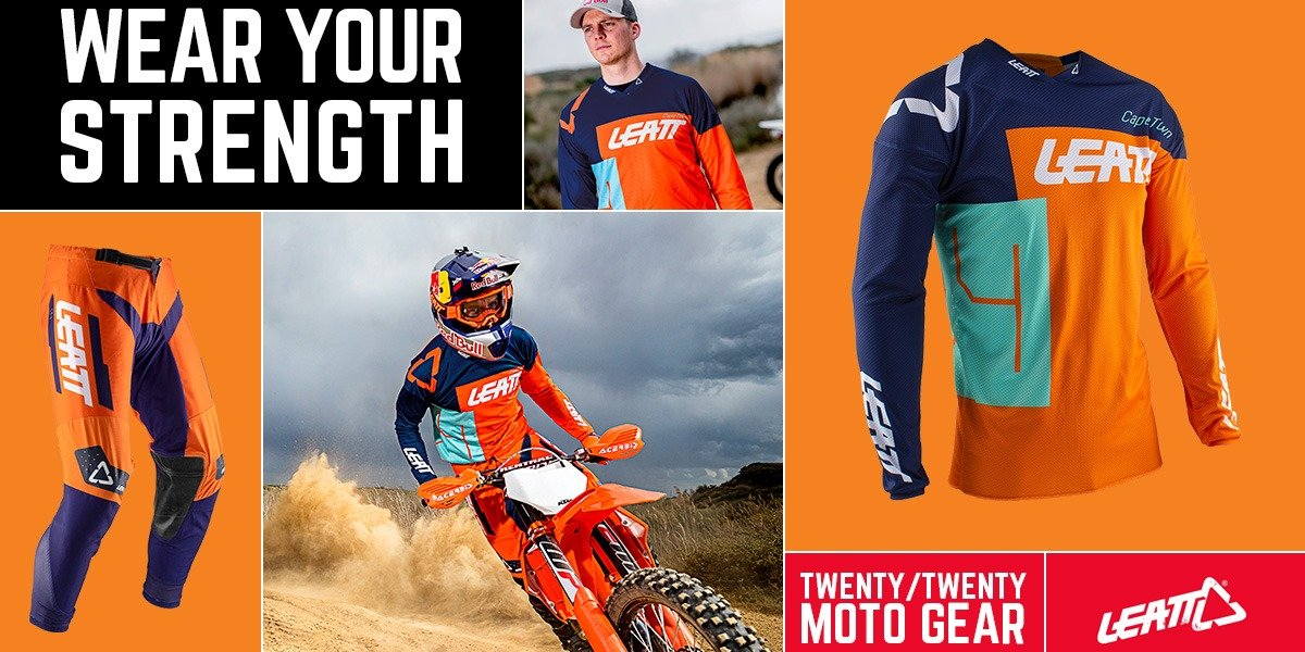 blog large image - Explore the new Leatt 2020 GPX Range - Available Now!