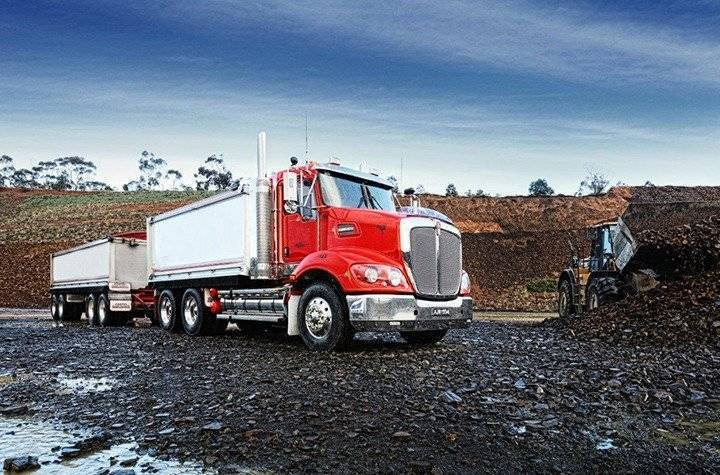 Kenworth DAF Welcome Image