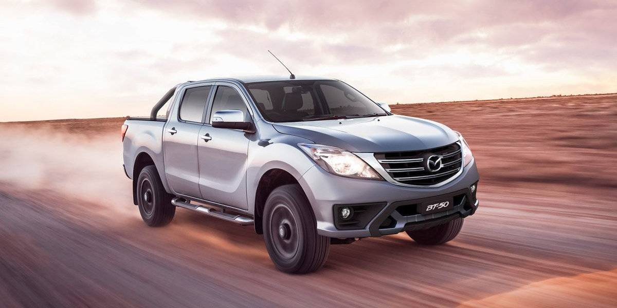 blog large image - New-Look Mazda BT-50 built tougher, and smarter, for Australia