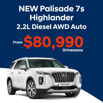 NEW Palisade 7S Highlander 2.2D Auto AWD Small Image