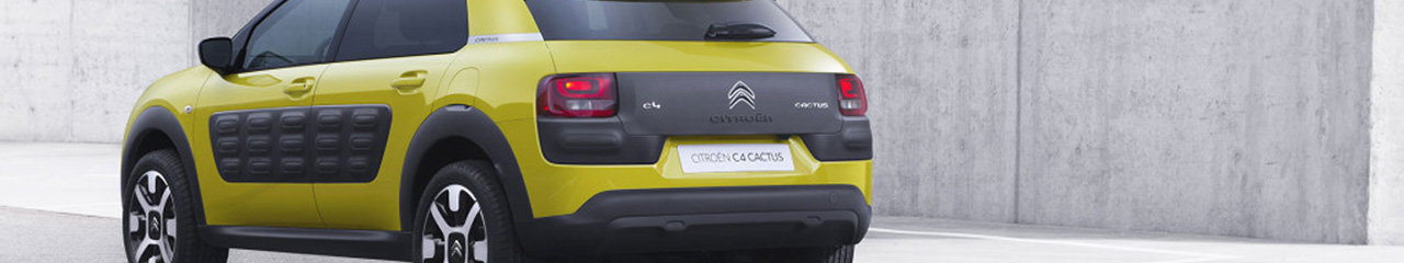 Citroen Internal Banner