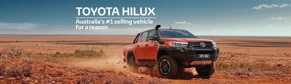 Toyota HiLux Large Image
