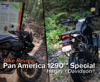 Pan America™ 1250 Special Bike Review | Wayne Juffs-King image