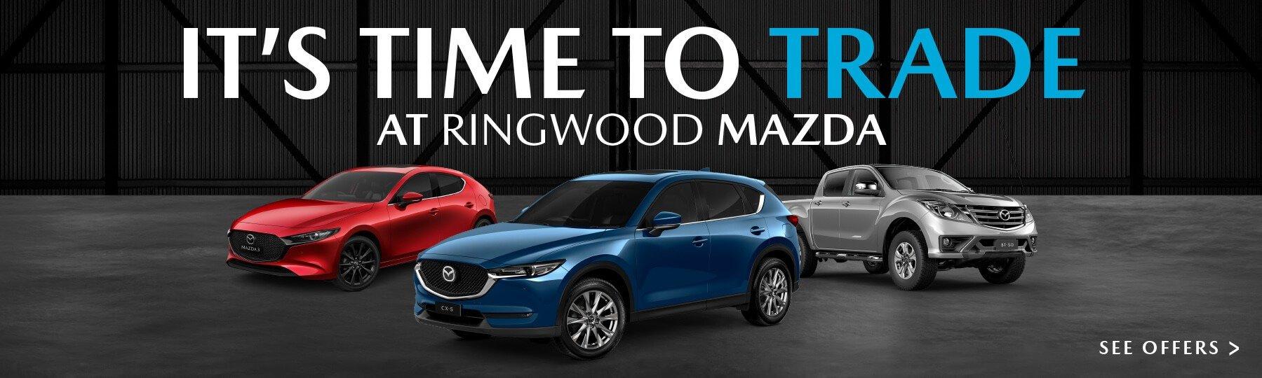 Ringwood Mazda 10 Day Sale