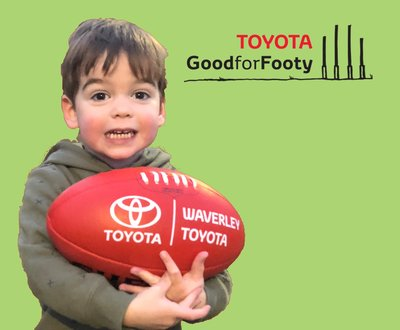 Waverley Toyota Good For Footy Night 2018 image