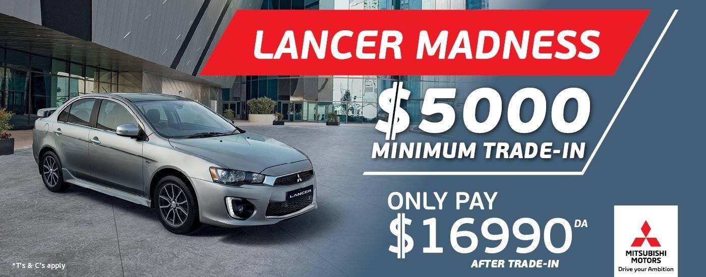 Lancer Madness