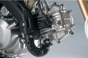 Suzuki DR-Z70 Feature 01