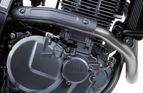 Suzuki DR650SE Feature 01