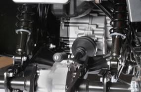 Suzuki KingQuad 400 ASi 4x4 Feature 02