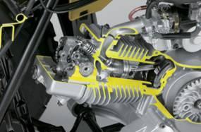 Suzuki QuadSport Z90 Feature 01