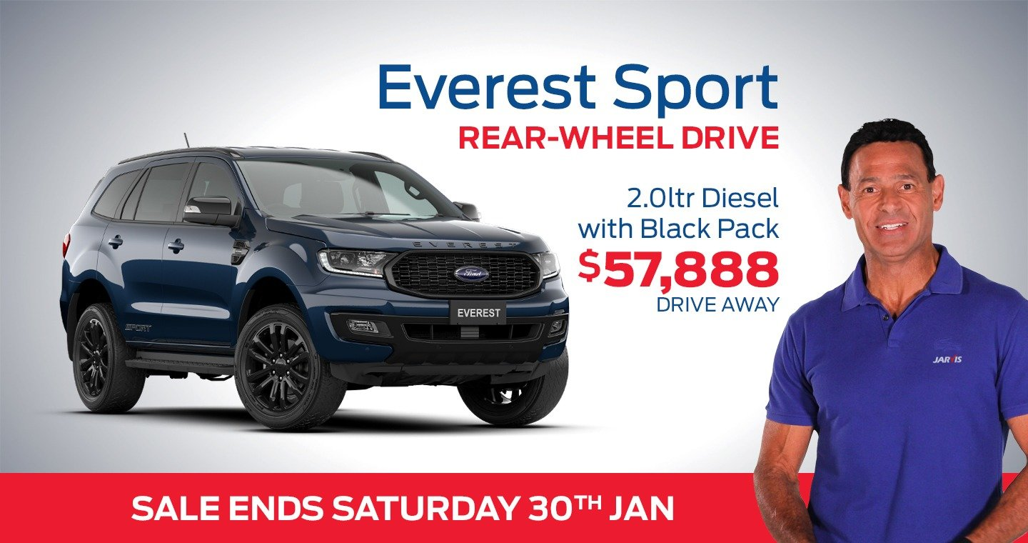 Everest Sport TVC Offer