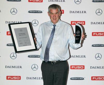 WINNER Mercedes-Benz Trucks Metro Dealer of the Year image