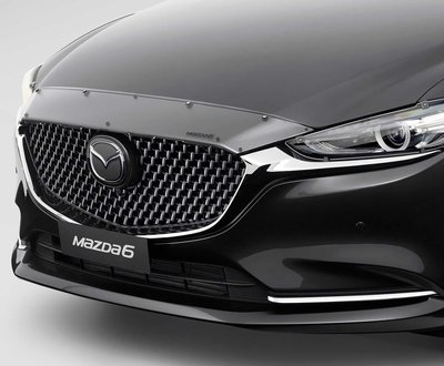 Mazda 6 Front View image