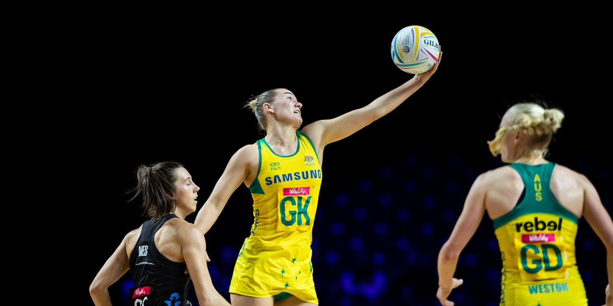 blog large image - Australian netball star Courtney Bruce is our new brand ambassador