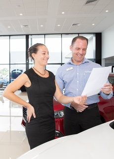 Click here to see Darwin Mazda's Finance