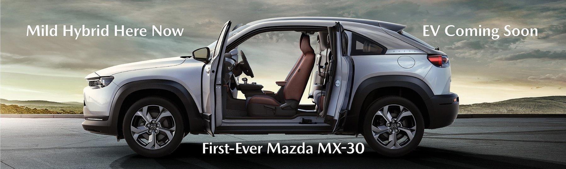 Mild Hybrid Here Now! EV Coming Soon.