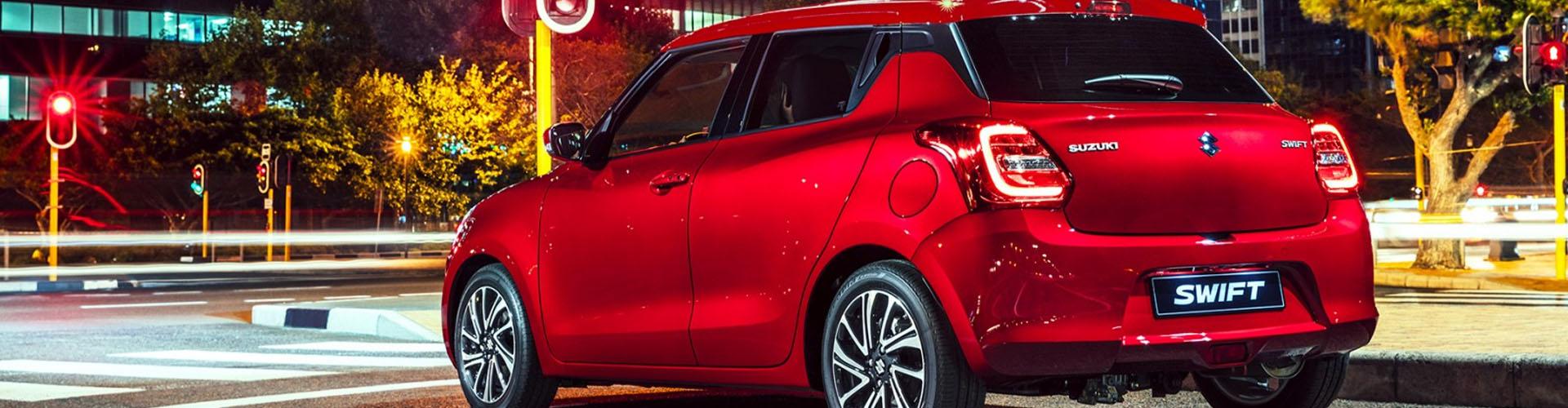 Suzuki QLD Swift