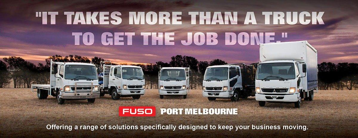Fuso Port Melbourne
