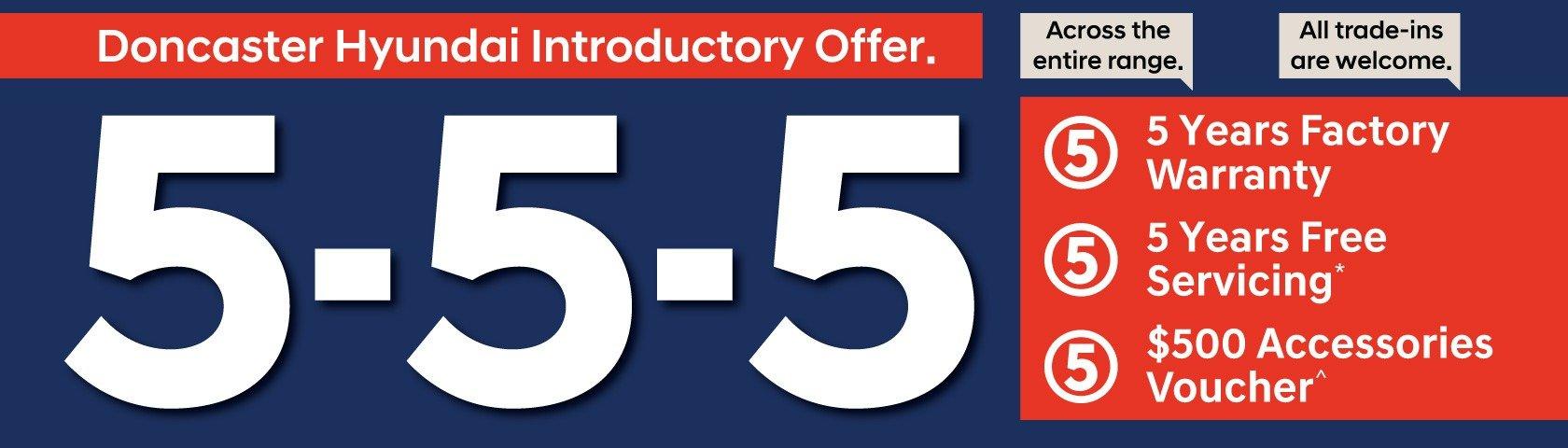 5-5-5 Offer