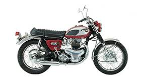 Kawasaki 2015 W800 SE Black Edition Historic Roots