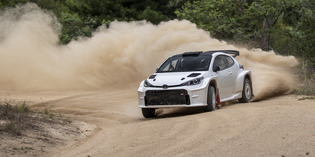 blog large image - TOYOTA UNVEILS ALL-NEW GR YARIS-BASED RALLY WEAPON