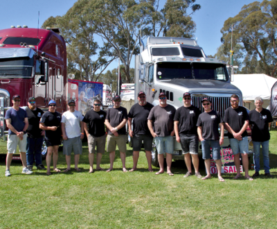 Adtrans Used Trucks & Castlemaine Rotary Truck Show image