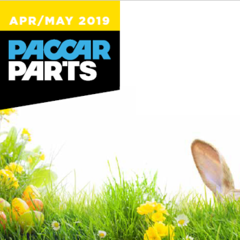 PACCAR Parts April/May Catalogue Small Image