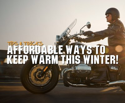 Affordable Ways To Keep Warm This Winter image