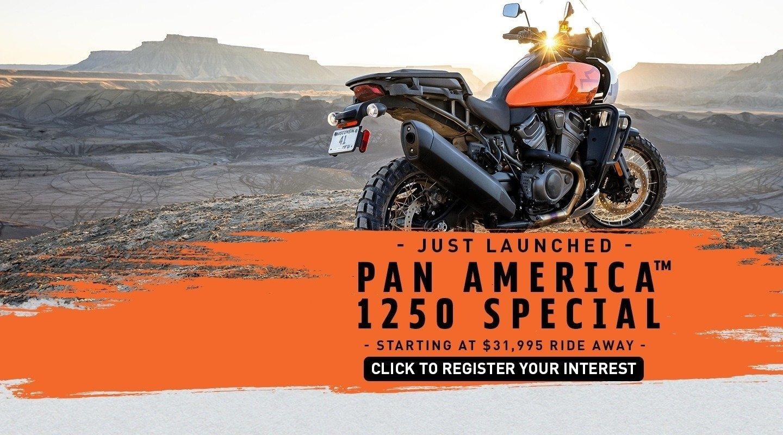 Pan America 1250 Special