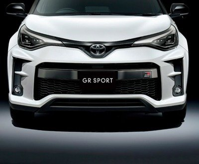 New C-HR GR Sport encompasses sporty styling and performance image