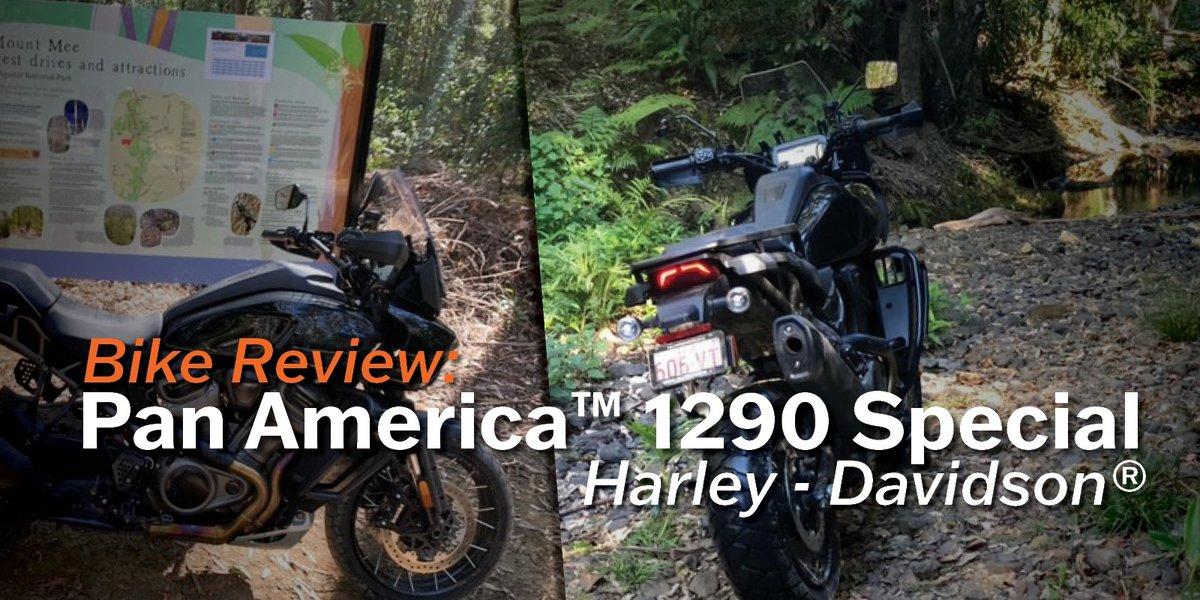 blog large image - Pan America™ 1250 Special Bike Review   Wayne Juffs-King