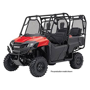 Honda Pioneer TM 700-4 Feature 01
