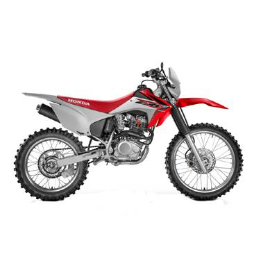 Honda CRF230F - Feature 01
