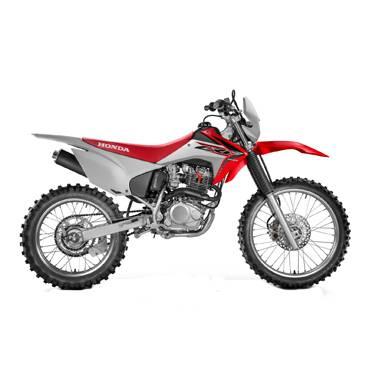 Honda CRF230F - Feature 01