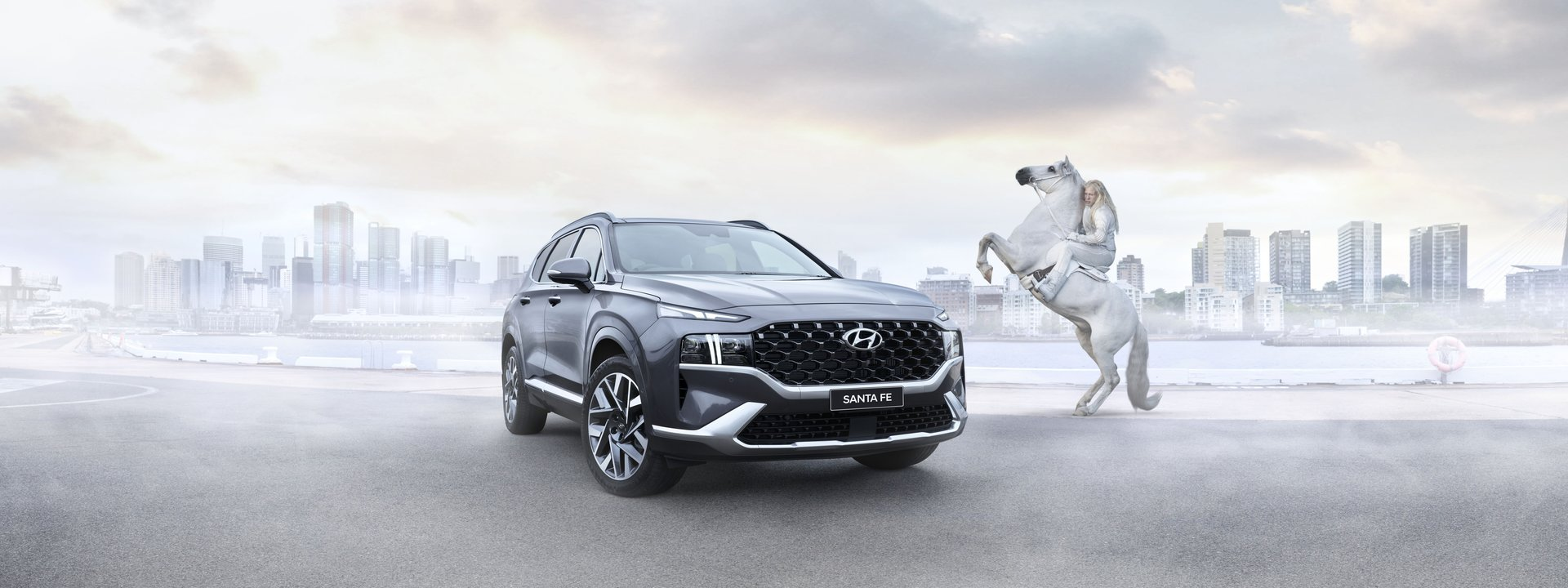 Hyundai l All-New Santa Fe