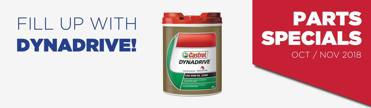 Castrol offers at Hallam & Bayswater Truck Centres.  Large Image