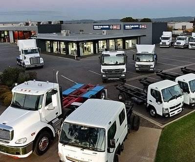 daimler trucks adelaide dealership image