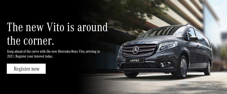 The new Vito.