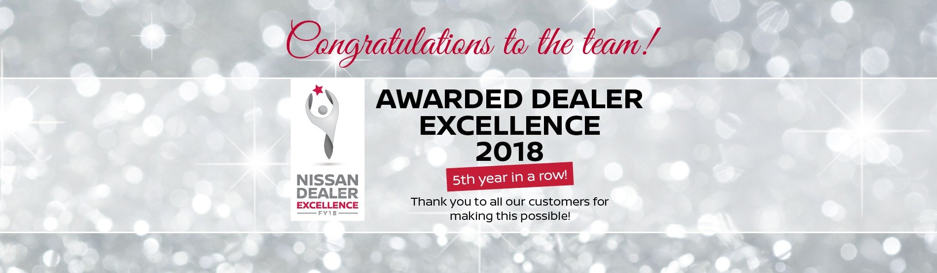 Dealer Excellence Awards