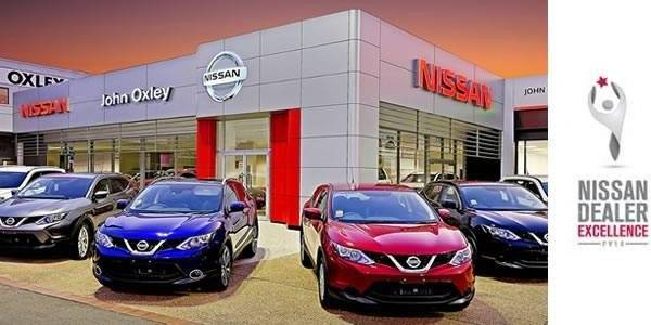 John Oxley Nissan