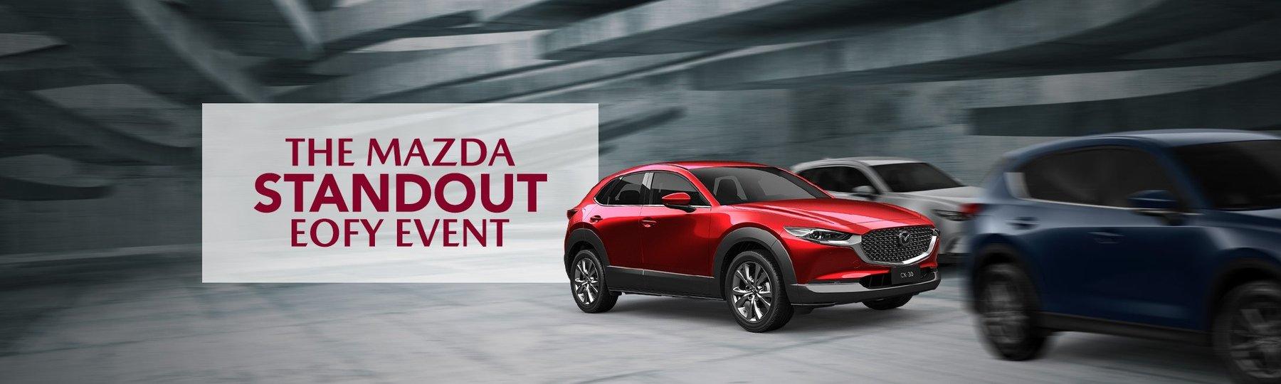 Mazda EOFY Sale