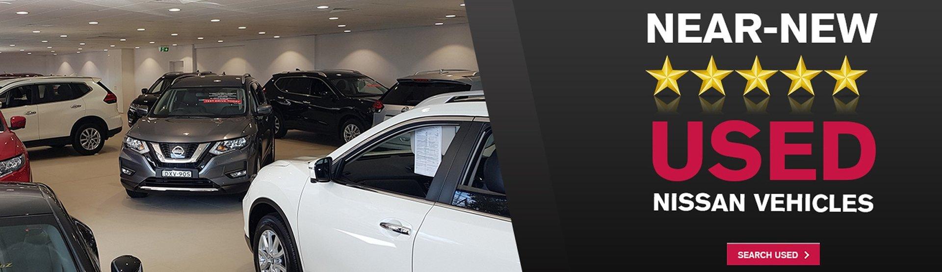 CKD Nissan Chatswood l Qashqai Winner
